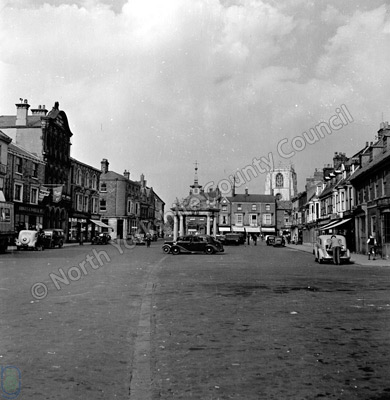 Market Place, Beverley